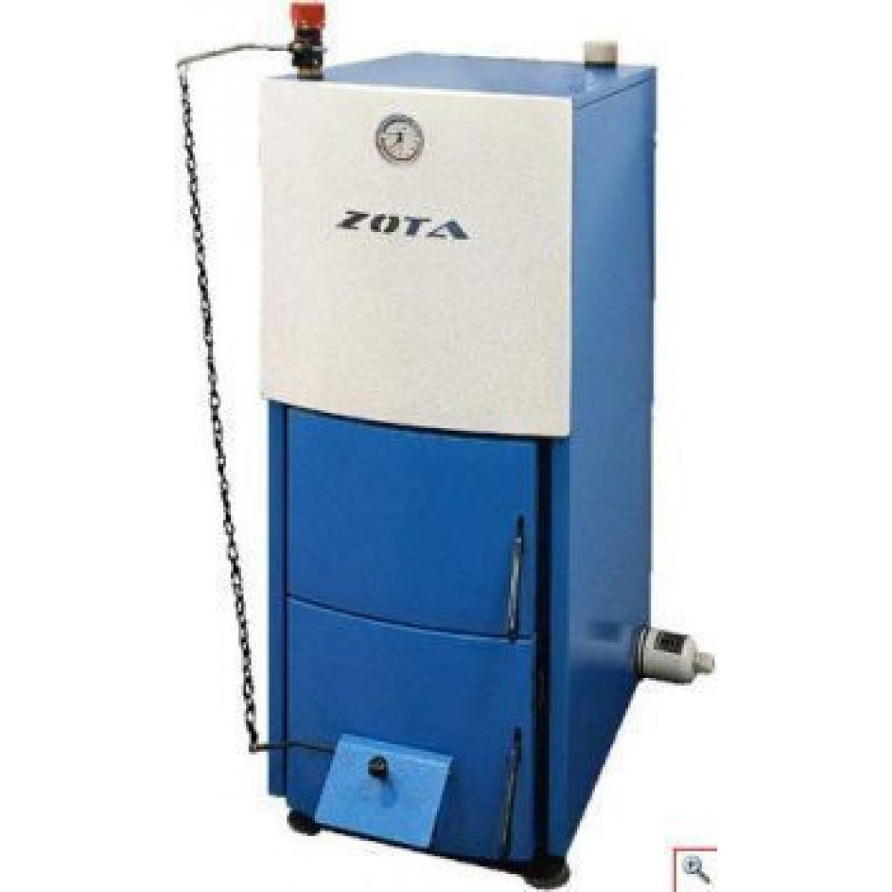 Котел твердотопливный Zota mix 40 кВт (КСТ)