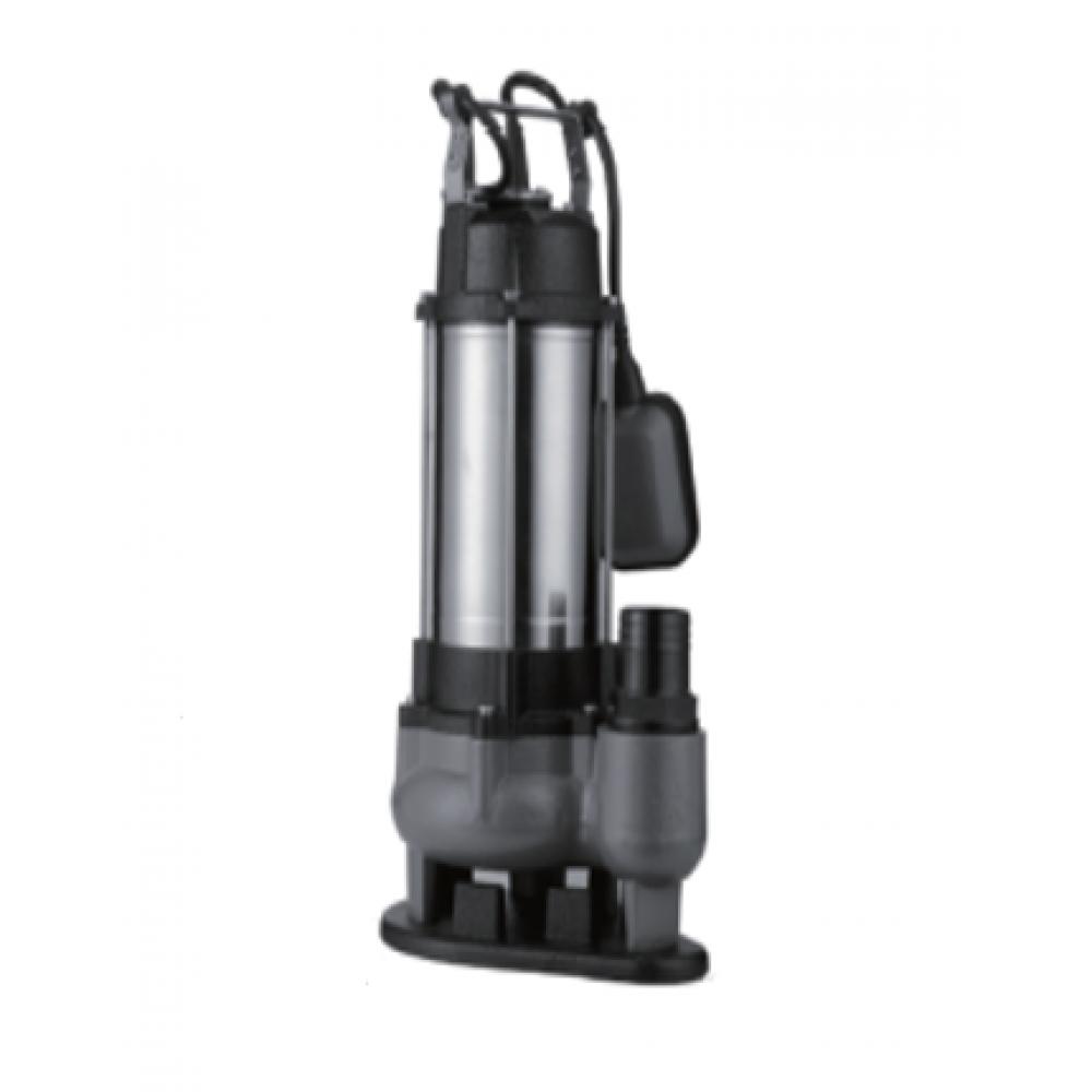 Фекальный насос, AM-WQV110DF 5м погруж. 9м напор, 14 куб/час, 1100Вт