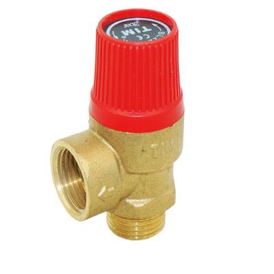 Предохранительный клапан мембранного типа 3 бар BL22FF-K-3