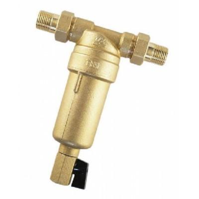 """Фильтр промывной 1/2"""" без манометра, металлический корпус JH-1003Y2"""
