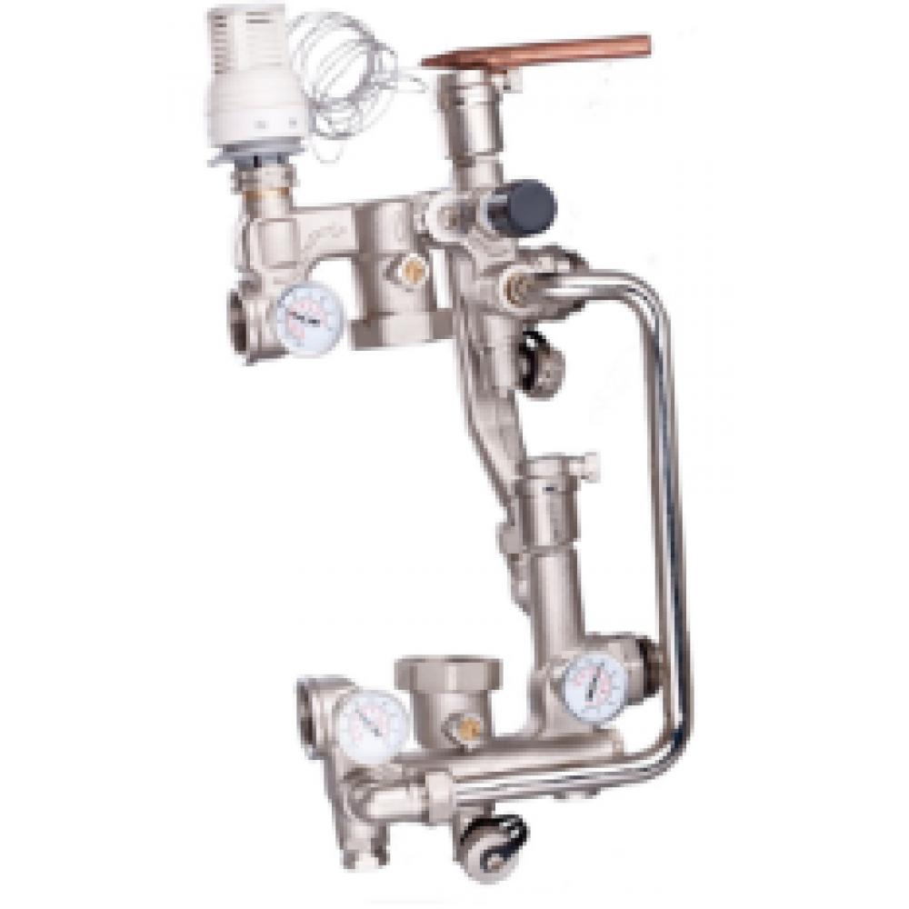 Насосно-смесительный узел для системы отопления JH-1033