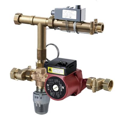 Насосно-смесительный узел для системы отопления JH-1037