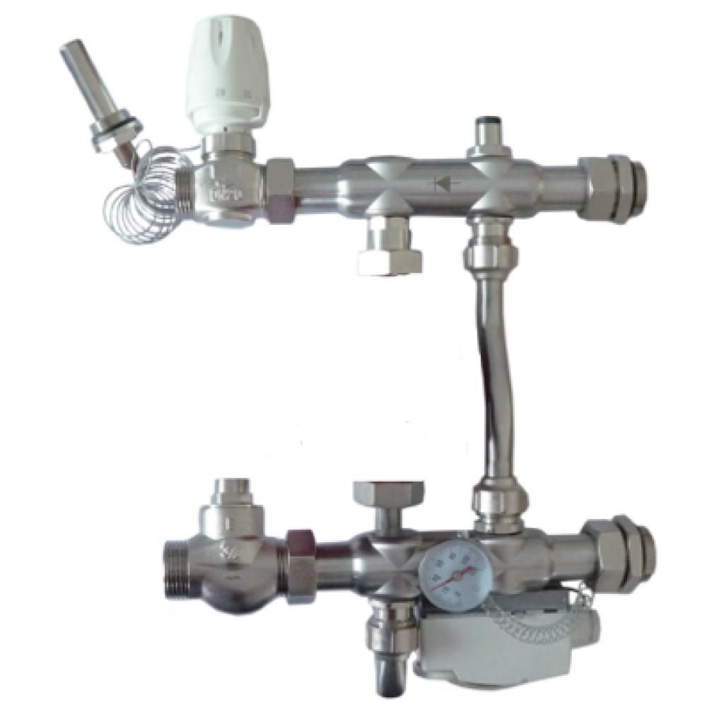 Насосно-смесительный узел для системы отопления JH-1038
