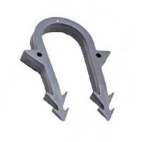 Скобы-кассет для крепления трубы теплого пола (1уп/2000шт) P1620-4