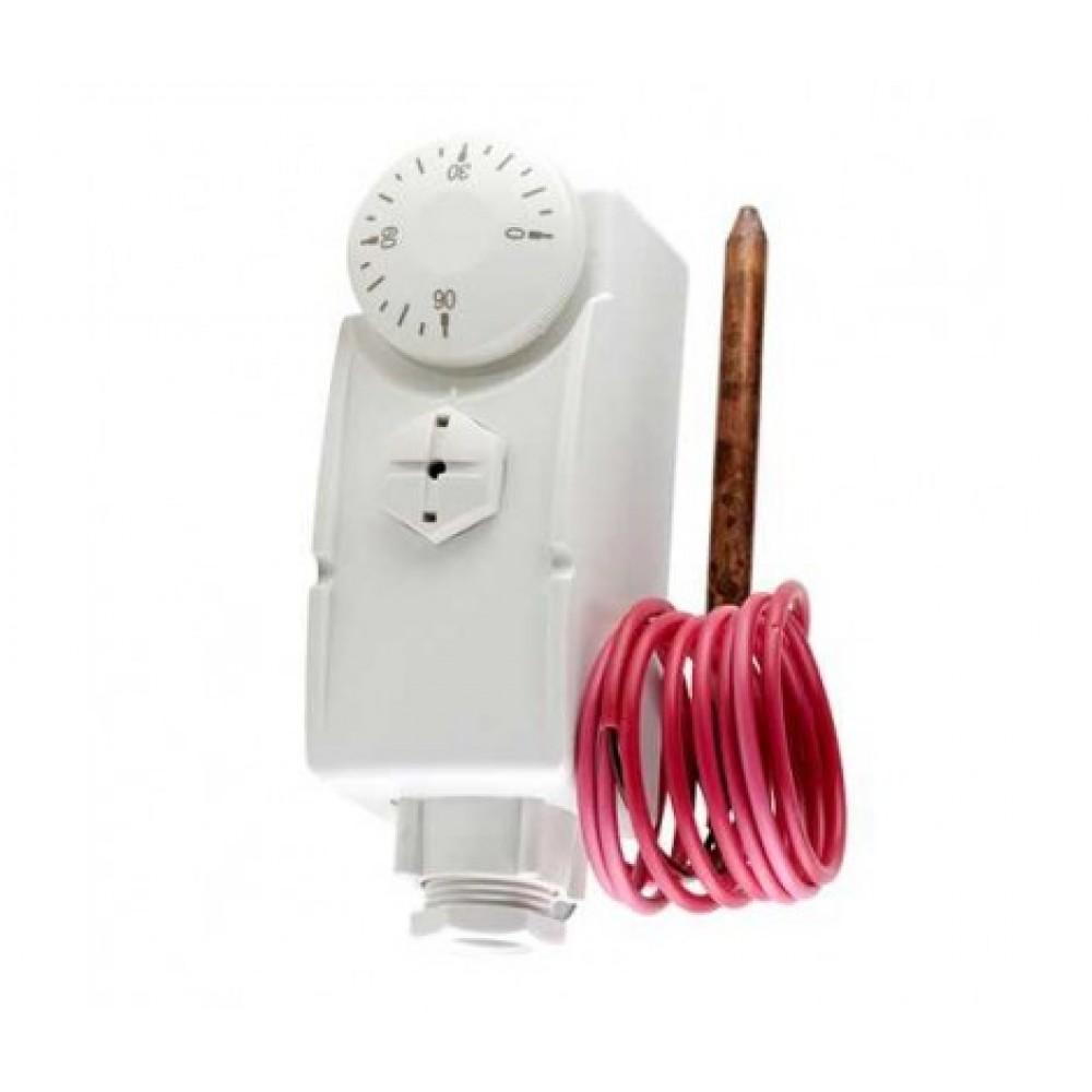 Термостат с погружным датчиком 0-90 ° TC-E-0090K