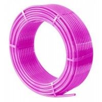 Труба из сшитого полиэтилена PE-X (фиолетовый) TPEX 2028-200 Pink