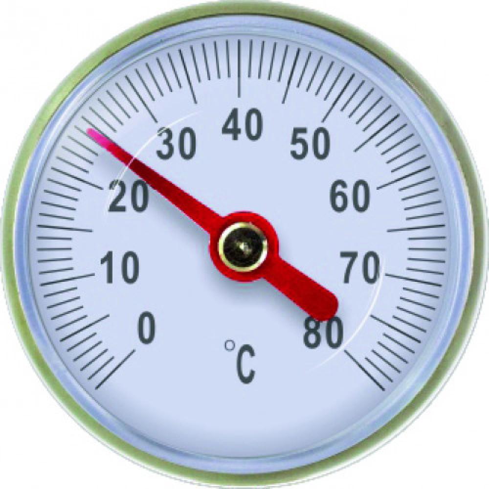 """Термометр """"малый"""", от 0℃ до 80℃ Y-40T-80"""
