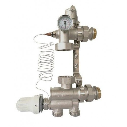 Насосно-смесительный узел для системы отопления JH-1036