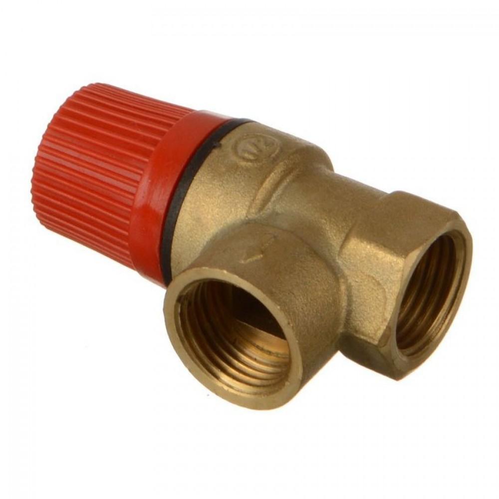 Взрывной клапан для котла Д.15х1,5 бар TIM г/ш