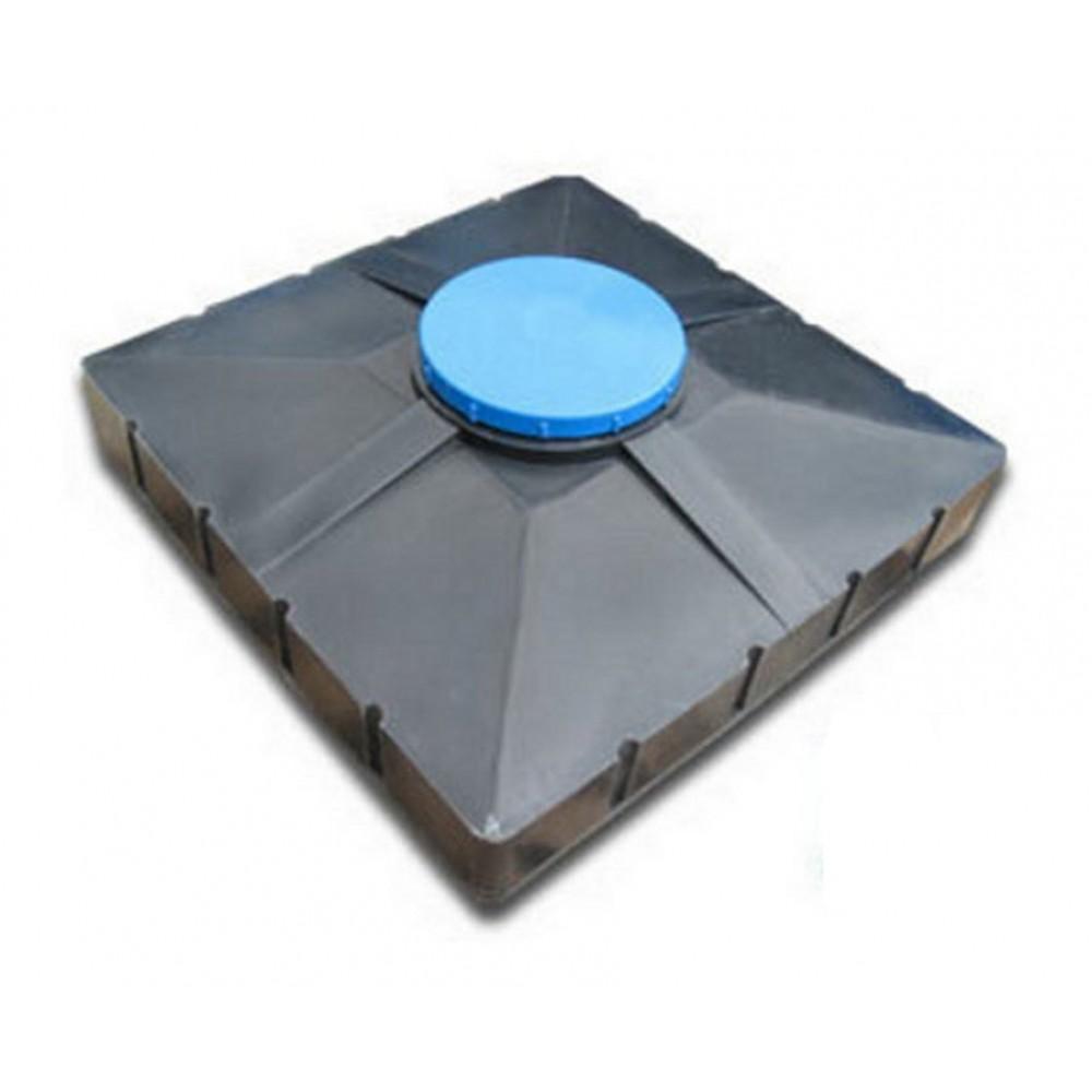 БАК  .д/душа 150 л Черный пласт